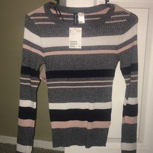 Stripped sweater like shirt